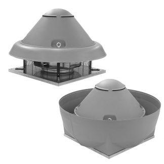 Extractores centrífugos para techo