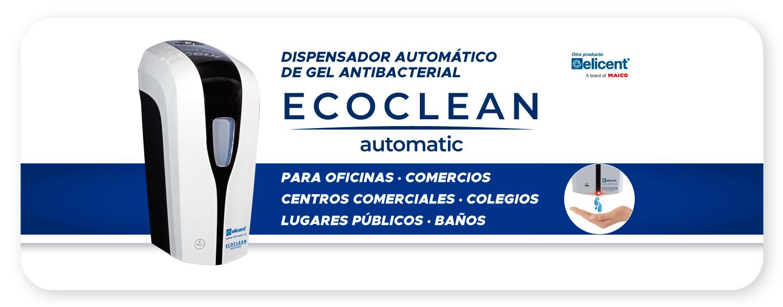 Ecoclean Lanzamiento
